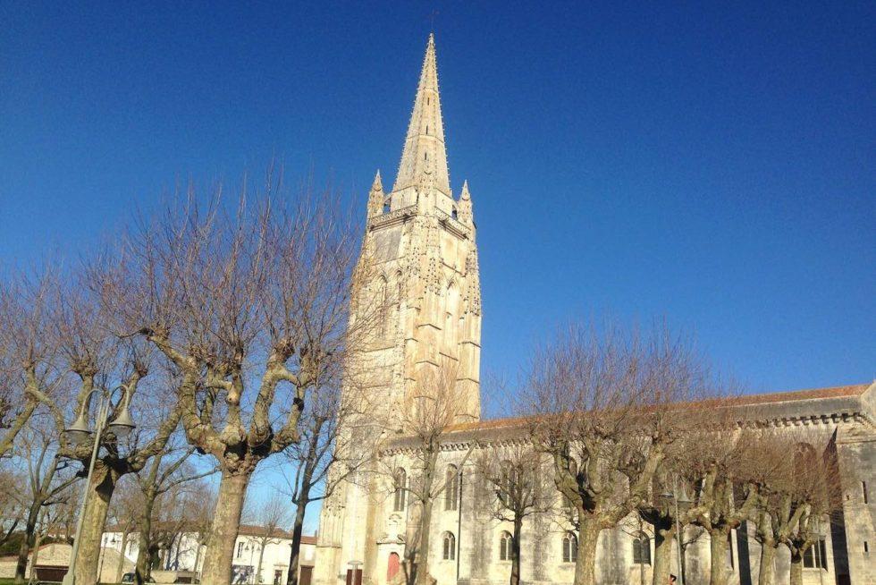 eglise de Marennes